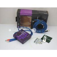 汽车发动机电子整流器 雷神电压显示器 车用改装稳压器 带地线