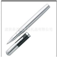万里笔业供应金属宝珠笔/皮革宝珠笔/真皮宝珠水笔/PU金属签字笔