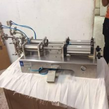 CHLDY单头立式芥花籽油液体灌装机,甜味剂缓冲剂生长抑制剂全自动联动生产线