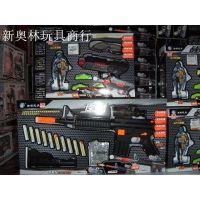 儿童玩具枪水弹枪 软弹连发水晶弹 打靶对战 电动可发射子弹狙击