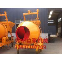 郑州JZM750混凝土搅拌机 摩擦式滚筒搅拌机 静音搅拌桶