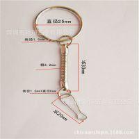 公仔钥匙扣链 锁匙扣 东莞金属钥匙链生产定制 礼品钥匙圈挂件