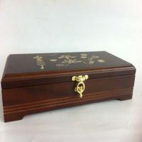 供应东莞木盒厂家定做木盒 烫金木盒 产品包装盒 珠宝首饰盒
