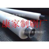 供应优质玻璃清洗海绵刷海绵吸水辊,求购不锈钢轴海绵吸水棒生产厂家