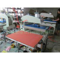 气动烫画设备 大型气动双工位烫画机规格大小可定制