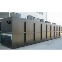供应碳钢一体化生活污水处理设备