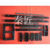 厂家直供秦匠品牌2010电脑花样机轨道 电脑针车导轨 滑轨 导轨