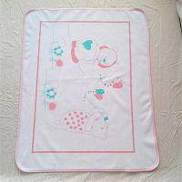 厂家直销 简莎纯棉防水婴儿尿垫/隔尿床垫/防漏垫60*80