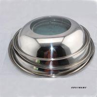 不锈钢组合盖 高档无磁可视组合盖 汤锅盖 规格齐全 厂家直销