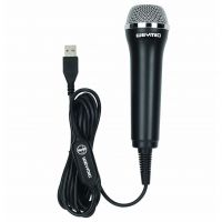 WEYMIC有线麦克风USB游戏麦克风特价game microphone录音咪电脑用