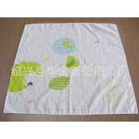 供应各国风格全棉印花手帕 迪士尼卡通手帕 物美价廉 外贸出口