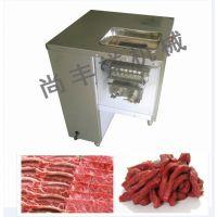 中型切肉机,北京切牛肉丝机,切鸡柳肉丝机,羊肉切片机价格