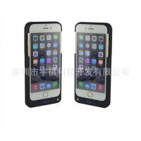 iPhone6背夹电池 足4000MA超大容量 苹果6背夹手机移动电源 批发