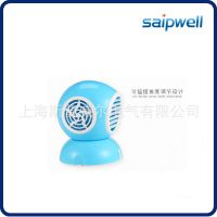 斯普威尔供应SP-001多功能小风扇 迷你USB风扇 摇摆无叶小风扇