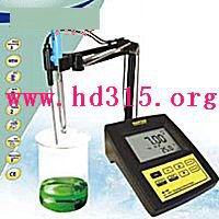 米克水质/实验室pH/temp测定仪台式(可选配ORP/氧化还原电极) 型号:milwaukeech