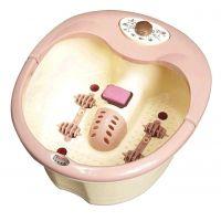 帝豪2058足浴盆 足浴器 洗脚盆 足浴按 带药盒磨脚石气血养生机