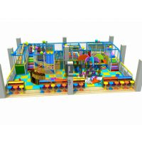 供应上海淘气堡儿童乐园设备,酷派熊儿童主题乐园,PVC室内游乐设施