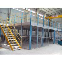 供应 阁楼货架 库房一分为二 将仓库分为几层 广州货架 花都货架
