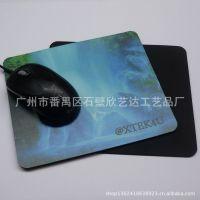 广州厂家供应 EVA发泡鼠标垫 橡胶布面鼠标垫 PP相框鼠标垫 餐垫