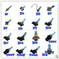 厂家批发直销9005 9006 HB3 HB4 超白光卤素灯泡/汽车灯泡 H11