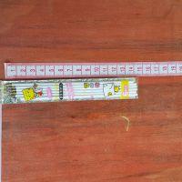圆珠笔笔心自动笔心通用笔心百利塑料书写工具 0.38细芯 新品上架