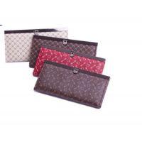 现货中性女式男式钱包 高档皮夹 新款多卡位钱包批发性价比高混款
