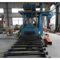 供应东莞自动喷砂机 移动式喷砂机 喷砂房设备