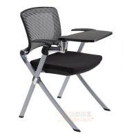 供应深圳众晟家具FTC-02布艺折叠培训速写椅