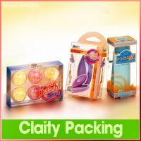 深圳 东莞 PVC盒子 Pet折盒 PVC透明包装盒 PP塑胶盒彩盒定做定制