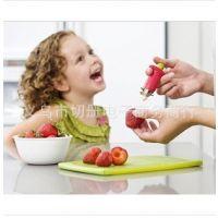 厨房用具西红柿 草莓去蒂刀水果挖核器