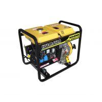 5.5kw柴油发电机组|电启动柴油发电机|悍莎柴油发电机工程发电