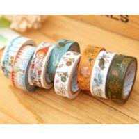 装饰品和纸胶带 日本创意和纸胶带 韩国文具胶带