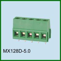 优质供应商 欧式接线端子 间距5.0mm 5.08mm