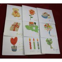 【现货】韩版情人节贺卡 小卡片留言卡 附带小信封