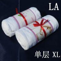 单层XL晶菁莲纯棉纱布腹带产妇产后束缚带收腹带出厂价12*20cm