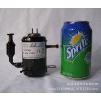 LT18DC24H微型直流制冷压缩机24VDC,400W制冷量R134A监控设备冷却