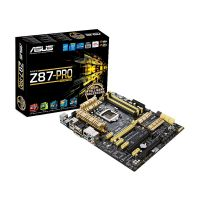 华硕主板批发 Z87-PRO 台式电脑大板 全新正品 四代1150针 正品