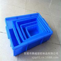 腾越塑胶制品厂家供应全国零件盒子 螺丝平口塑料盒 规格齐全