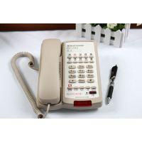 格创酒店电话机 酒店客房无显免提电话机 留言灯  10组快捷按键