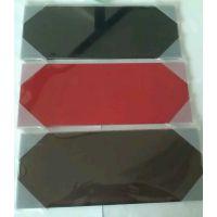 【玻璃厂家供应】家用橱柜玻璃有色玻璃8MM钢化玻璃彩色丝印定做