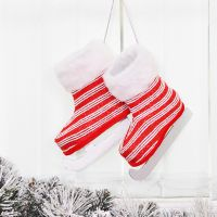圣诞节挂件 圣诞装饰滑冰鞋挂饰吊饰圣诞节装饰礼物礼品