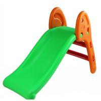 折叠式塑料滑梯 室内小滑梯 儿童滑滑梯 儿童上下滑梯