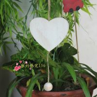 特价ZAKKA杂货心爱挂件小挂牌装饰挂件心形型爱心装饰品拍摄道具
