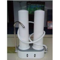 道尔顿两级坐式净水器 陶瓷前置