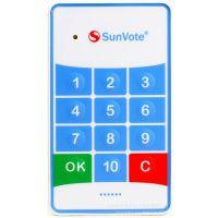 供应SunVote课堂答题器——老师教学的好帮手