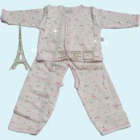 厂家直销婴幼儿单衣 各种图案 一手货源