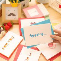韩国创意365days精致祝福贺卡信封 生日卡片diy贺卡礼物礼品 批发