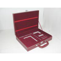 直销房产钥匙箱 交房礼盒 交房皮盒 皮质交房盒 交房资料盒 定做