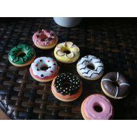 仿真甜甜圈、杂货小摆件、装饰品、甜品、日本风