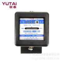 批发 5(10)A单相电能表 广州驭泰电能表DD862-2型仪表 厂价直销